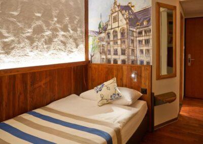 Single Room Standard Bed