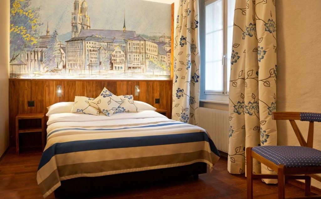 Bild kleines Doppelzimmer