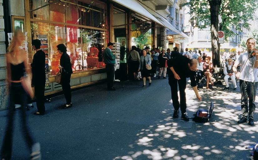 Foto Bahnhofstrasse