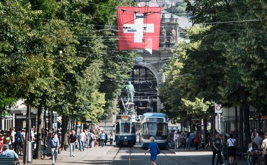 Foto von Bahnhofstrasse