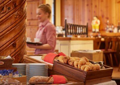 Breakfast Hotel Adler Zürich