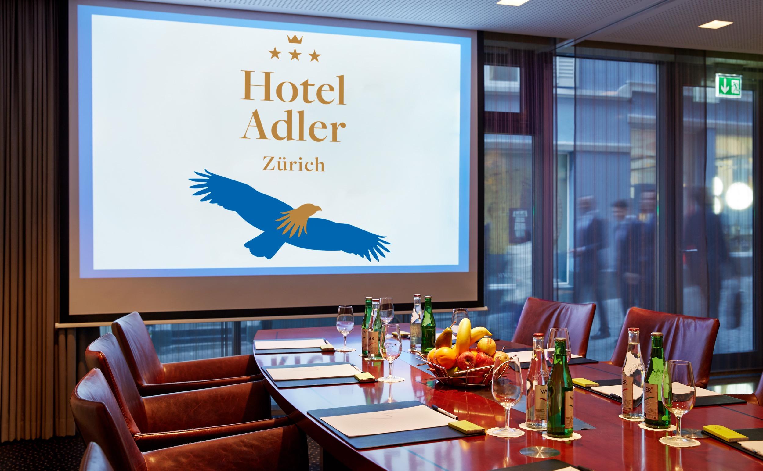 Meeting Raum Hotel Adler