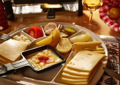 Raclette Swiss Chuchi Restaurant