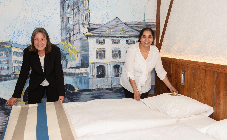 Team Housekeeping Hotel Adler Zurich