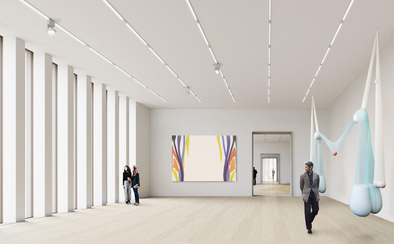 Kunsthaus Zürich Chipperfield Erweiterung