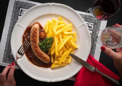 Swiss Chuchi Essen